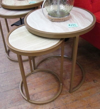 Round Nesting Tables (2)
