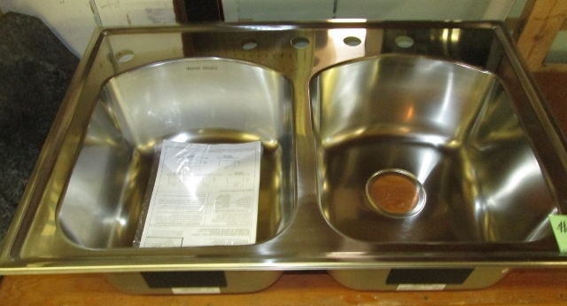 """New"""" American Standard Kitchen Sink 
