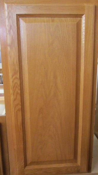 Raised Panel Oak