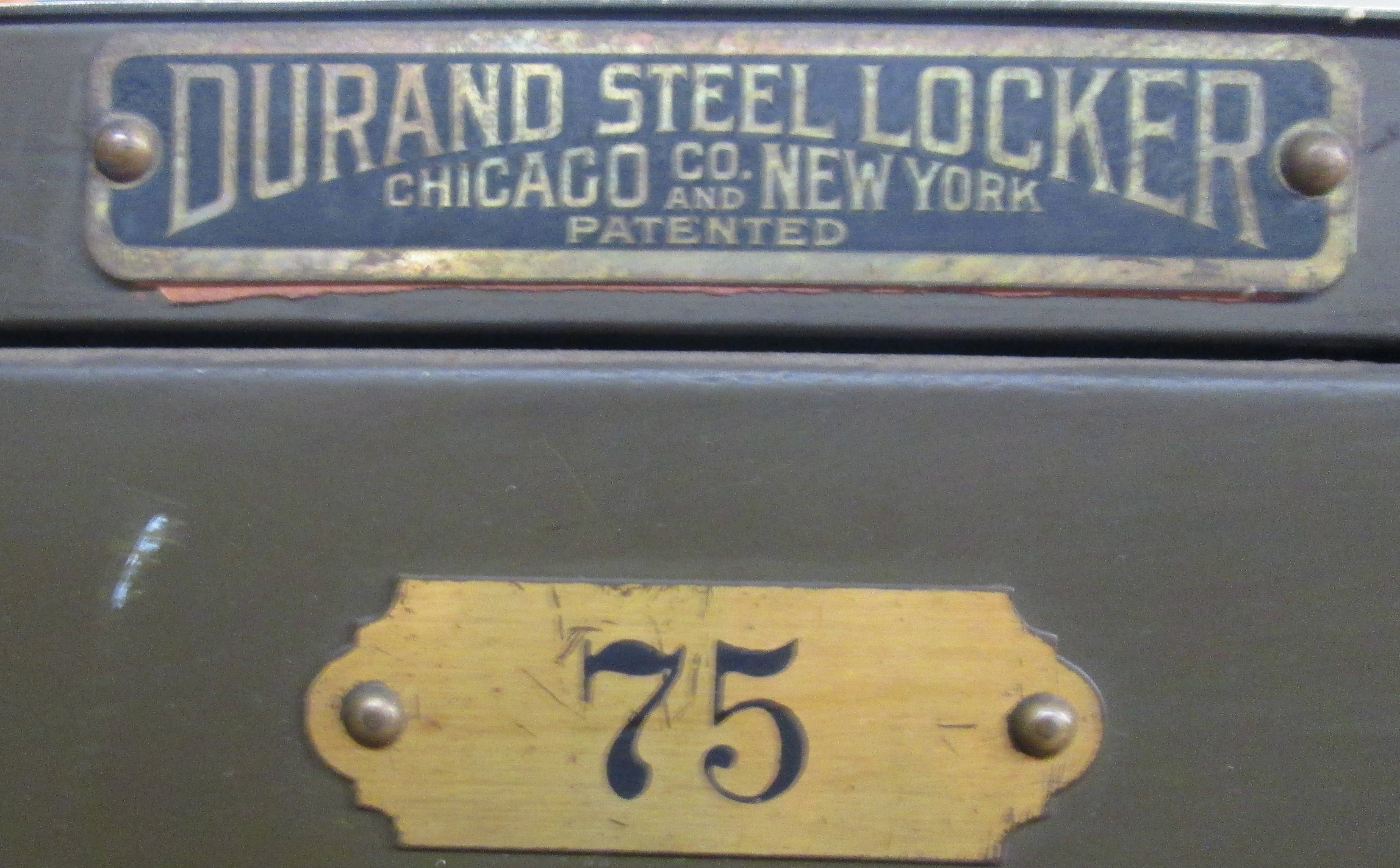 Durand Locker Co